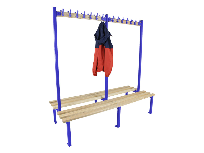 Double Sided Changing Room Bench