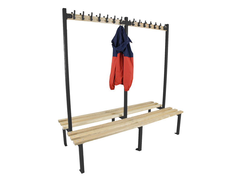 Buy Double Sided Changing Room Benches Free Delivery
