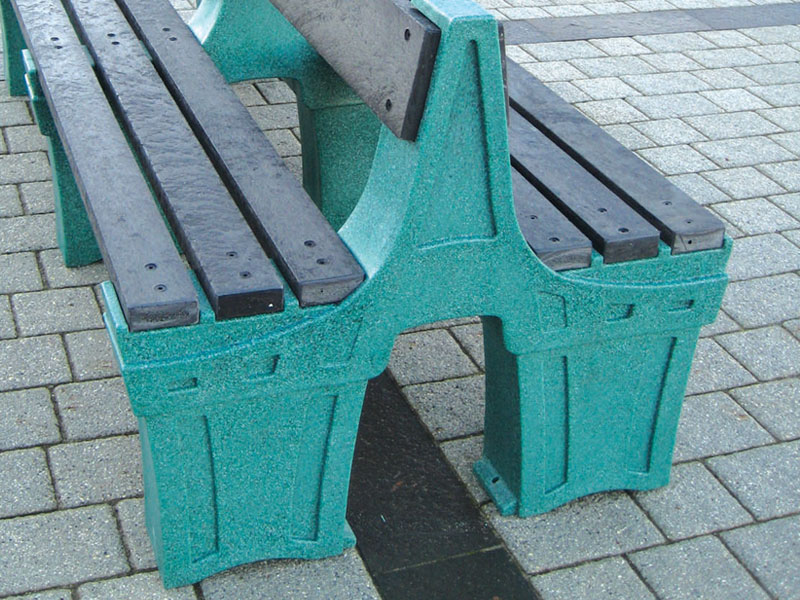Double Sided Park Seat Free Delivery