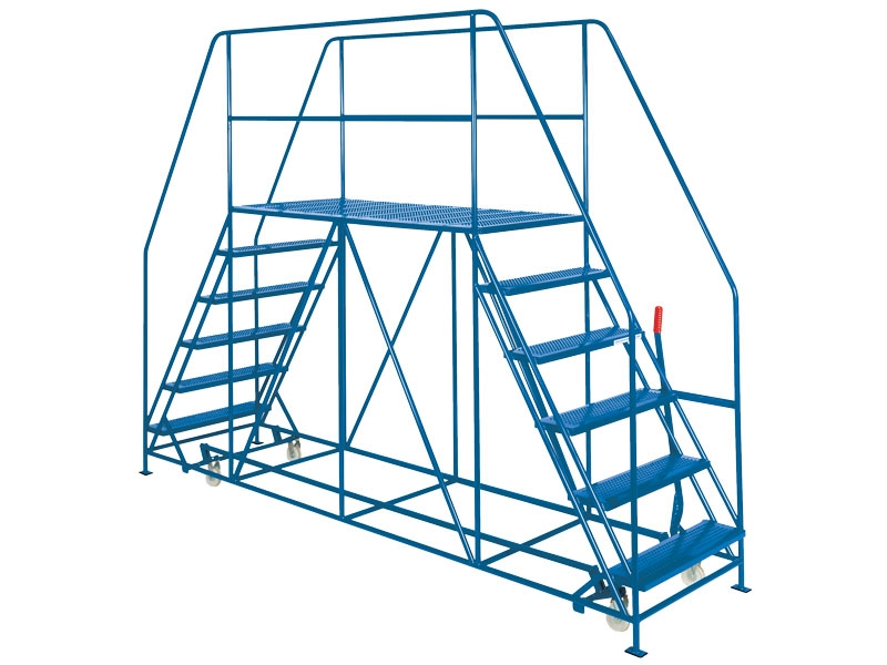 Double-Sided Work Platform