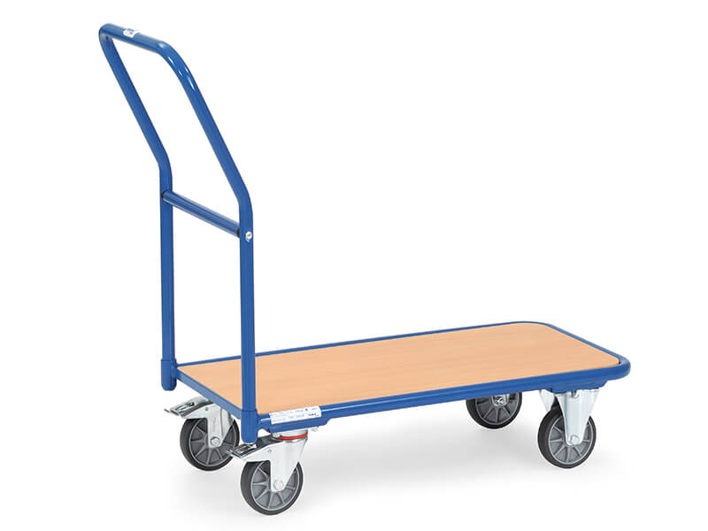 Buy Ecoline Store Room Trolley Free Delivery