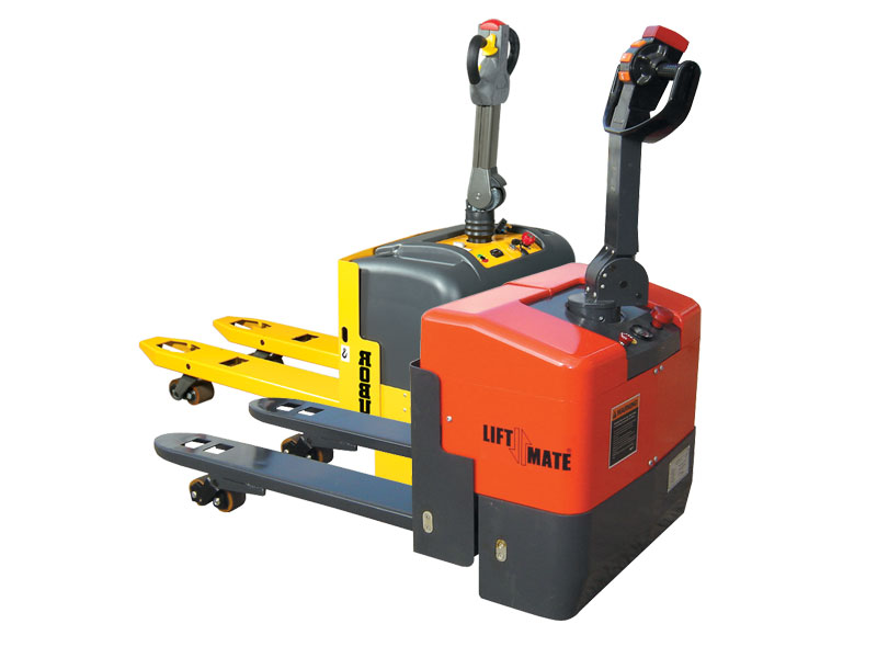 Buy Semi Electric Pallet Truck Free Delivery