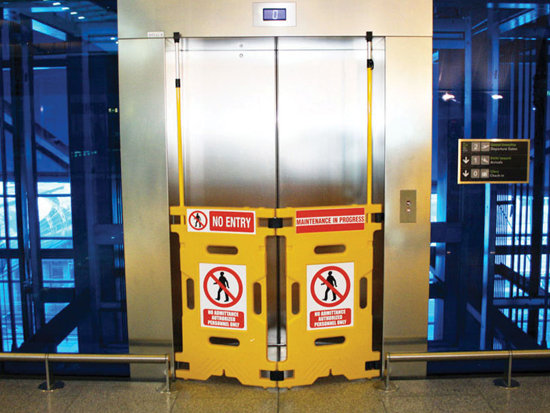 Elevator Guard Free Delivery