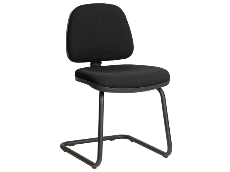 Ergo Visitor Chair Black