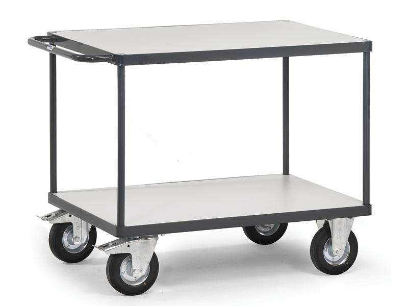 ESD 2 Shelf Heavy Duty Trolley 500kg