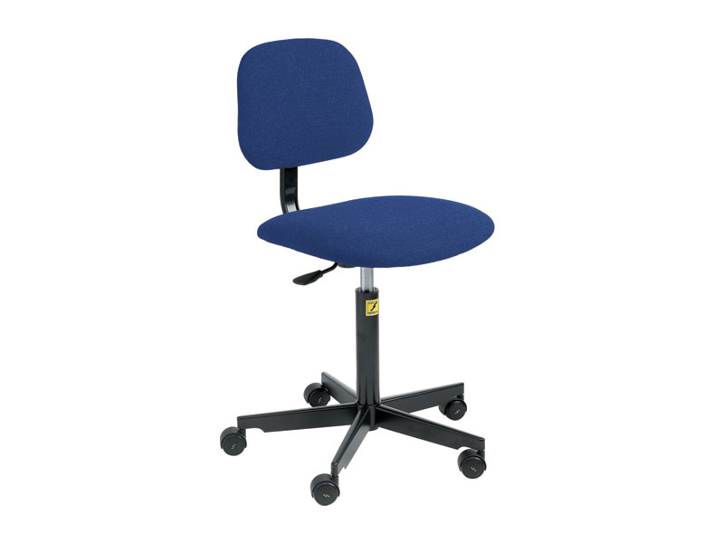 ESD Caster Base Chair