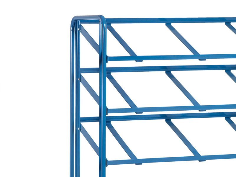 Open Frame Container Trolley