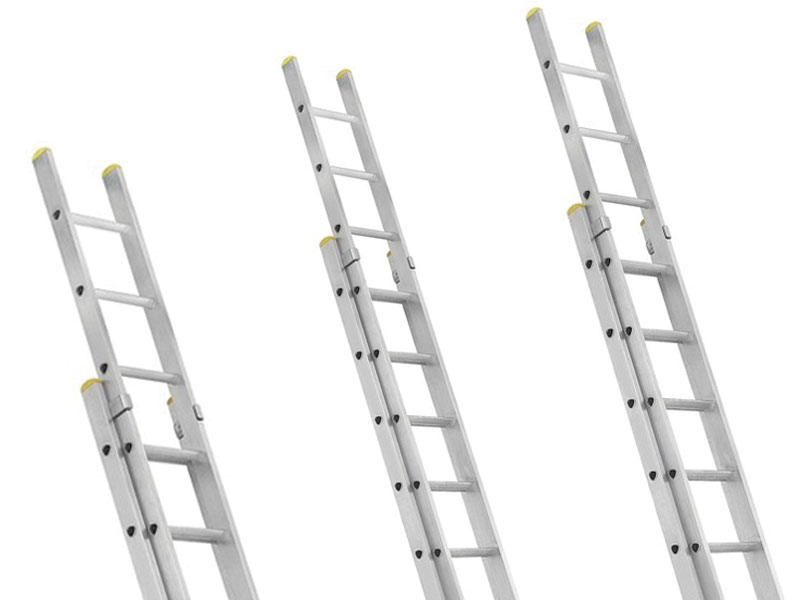 Double extension ladder
