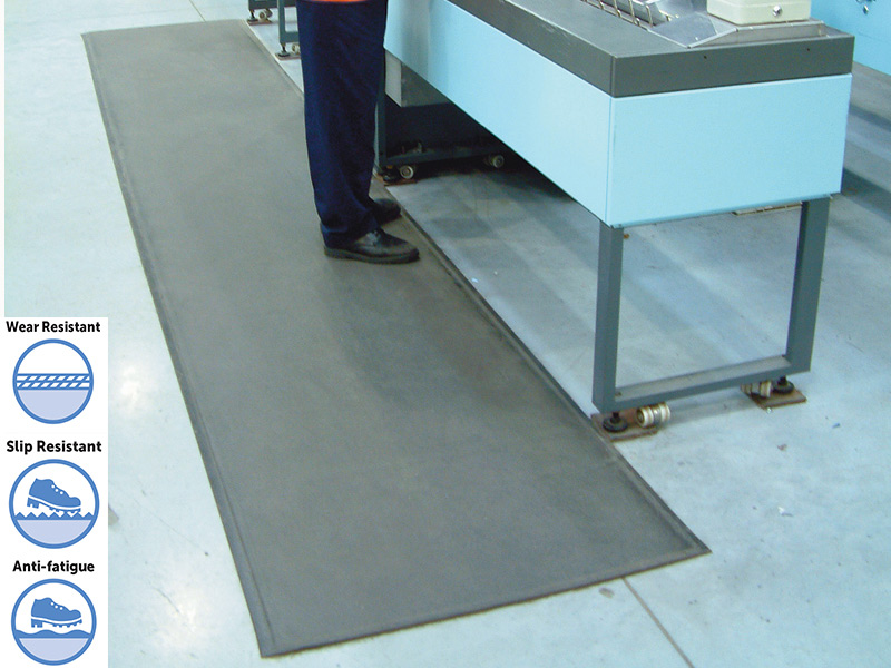 Air Cushioned Anti-Fatigue Matting