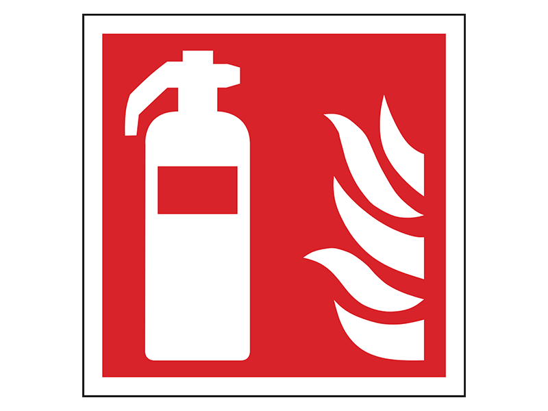 Buy Fire Extinguisher Symbol Fire Safety Equipment Sign Free