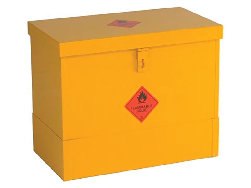 SpeedyDelivery Flammable Storage Bin