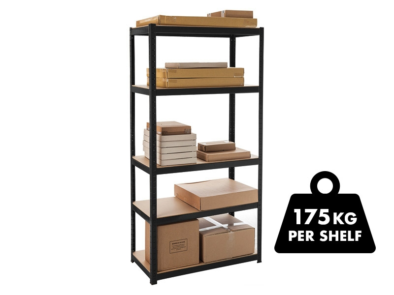 Flat-Pack Shelving