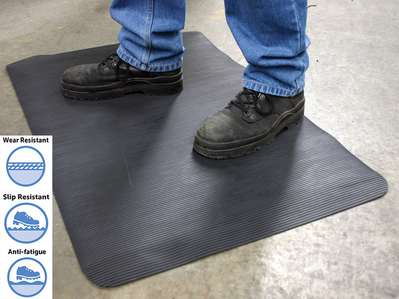 Foam Back Anti-Fatigue Matting