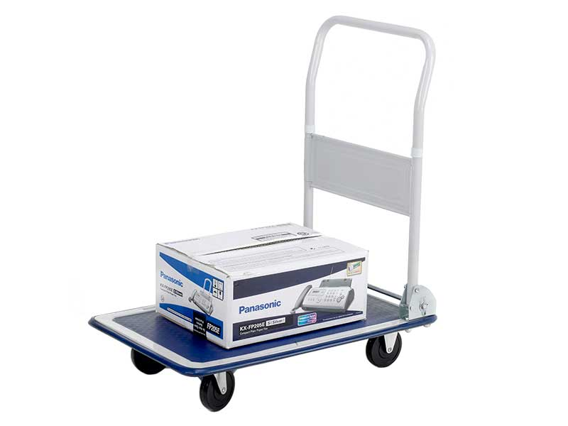 Folding Mover Flatbed Trolley