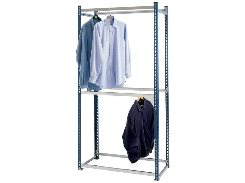 Buy Clothes Hanging Rail Systems Free Delivery