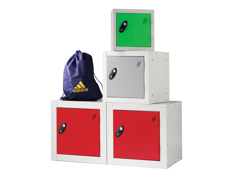 Germ Guard Cube Locker