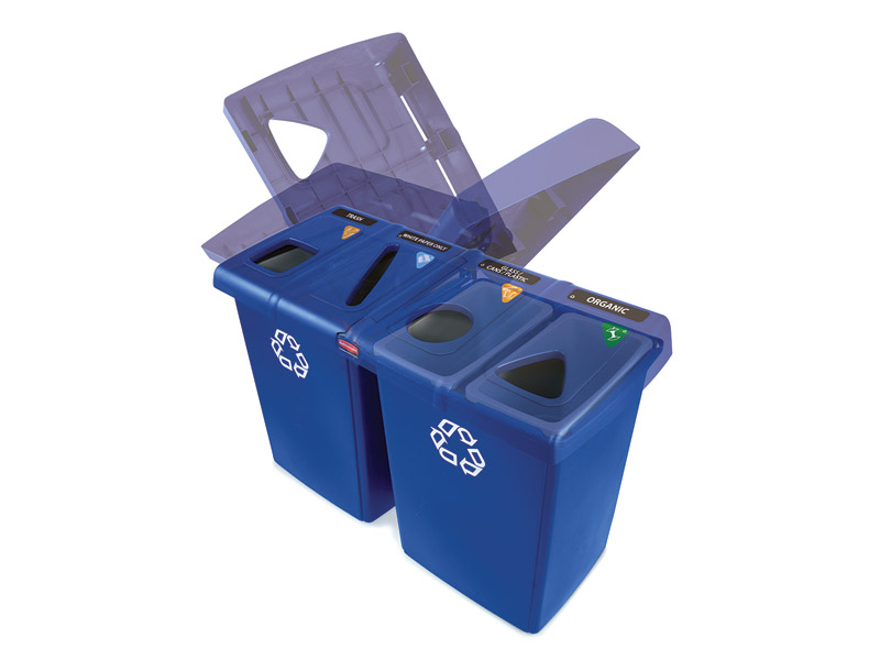 Glutton Recycling Bins