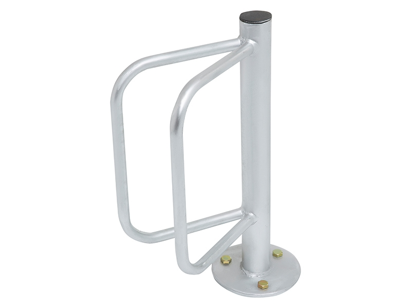 Ground Fixing Bicycle Holder
