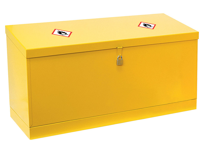 Hazardous Material Storage Containers