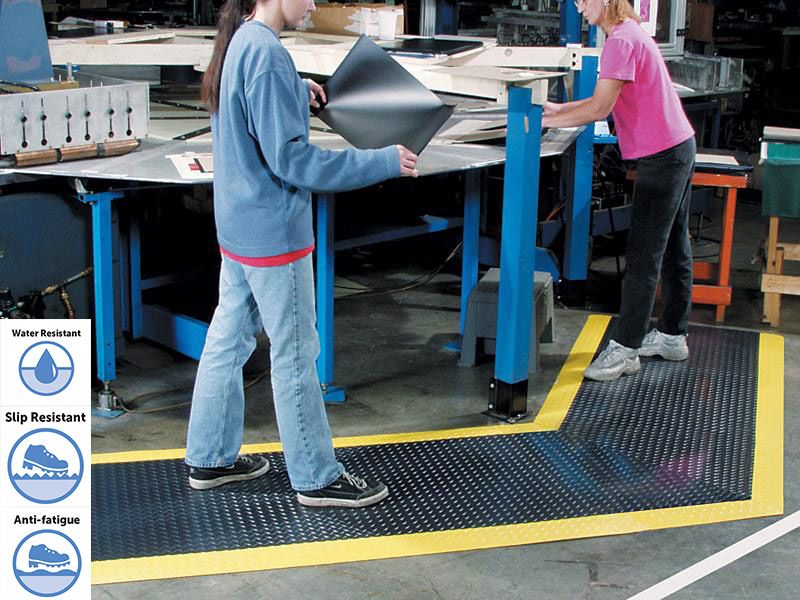 Heavy Duty Anti-Fatigue Matting
