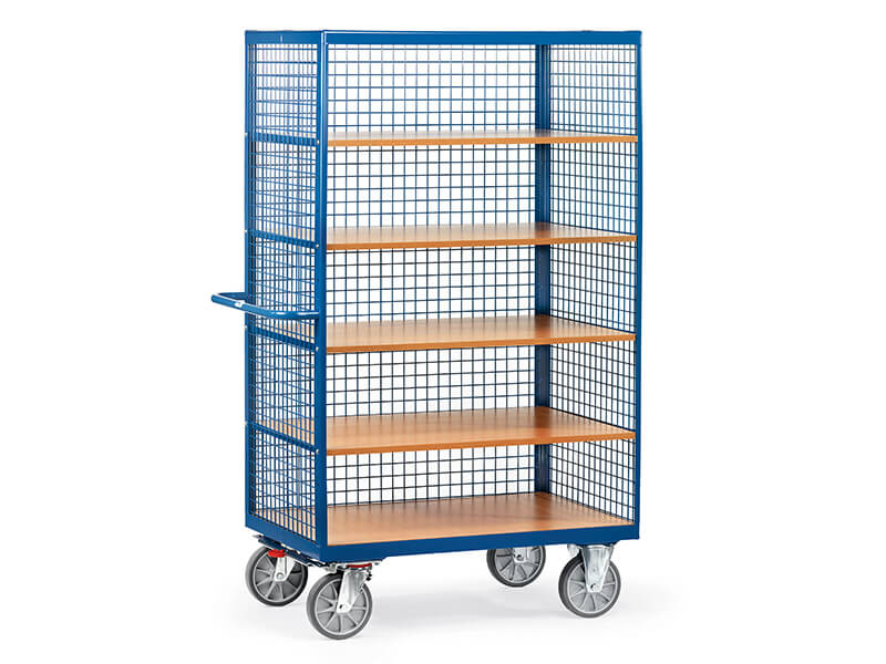 Heavy Duty Mesh Box Cart 750kg