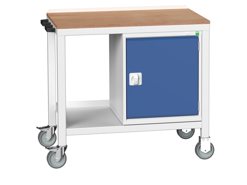 Rolling Workbench Cabinet