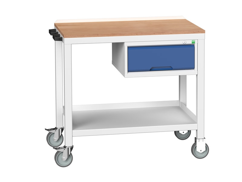 Wheeled Workbench