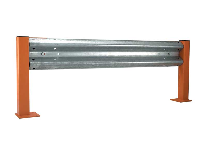 Heavy Duty Warehouse Impact Barrier