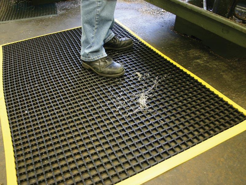 Heavy Duty Workshop PVC Mat