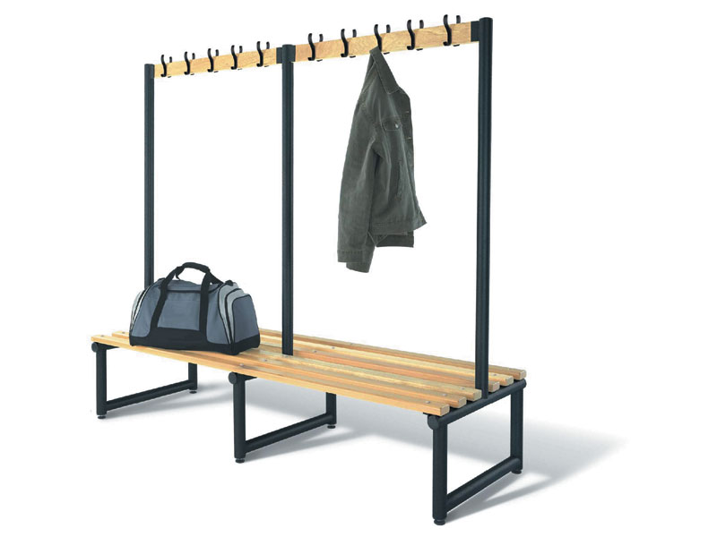 Hook Changing Room Bench