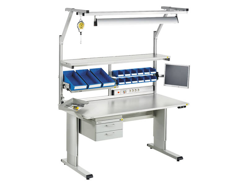 WB Cantilever Workbench