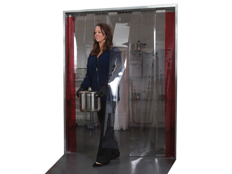 Freezer Doorway PVC Curtain