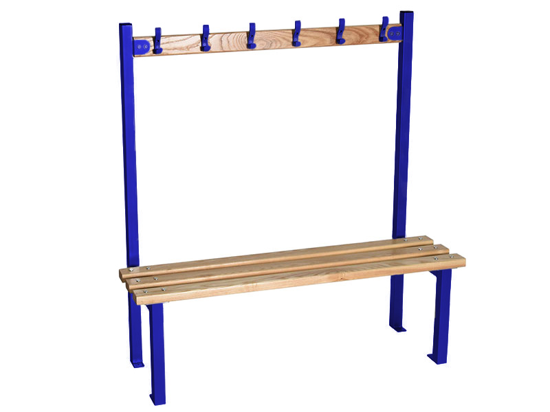 Junior Single-sided Cloakroom Bench