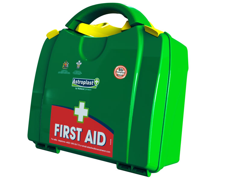 Green Box First Aid Kit