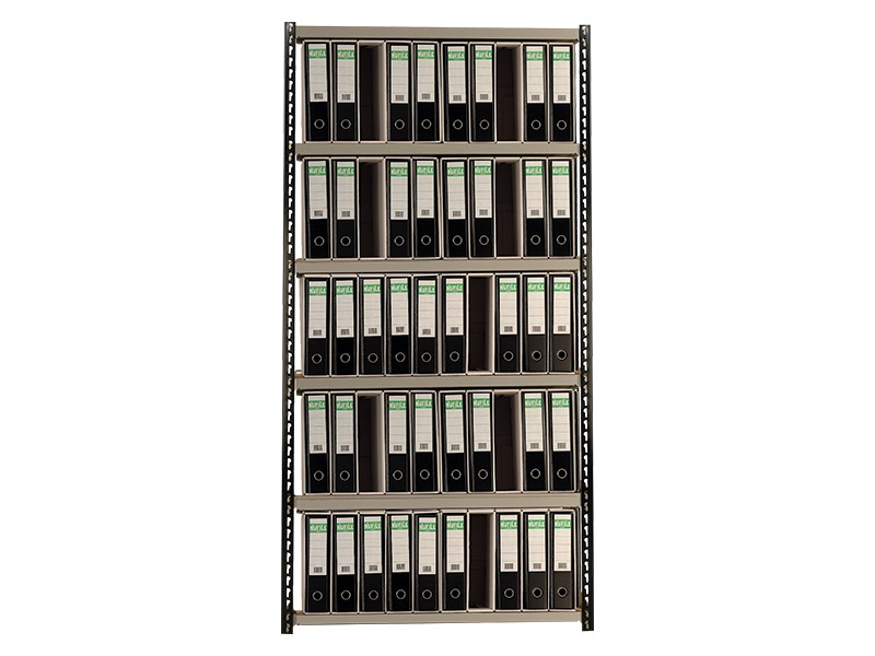 Lever Arch File Storage Shelves