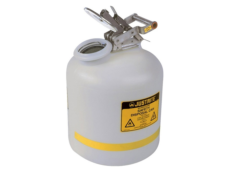 Liquid Disposal Can 19L White