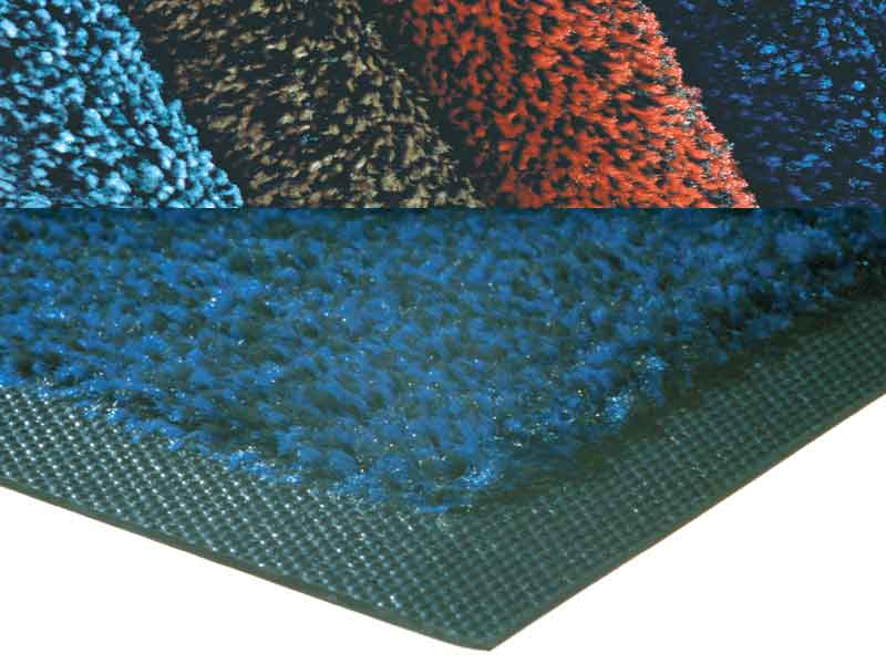 Heavy duty entrance matting that's ideal for a reception