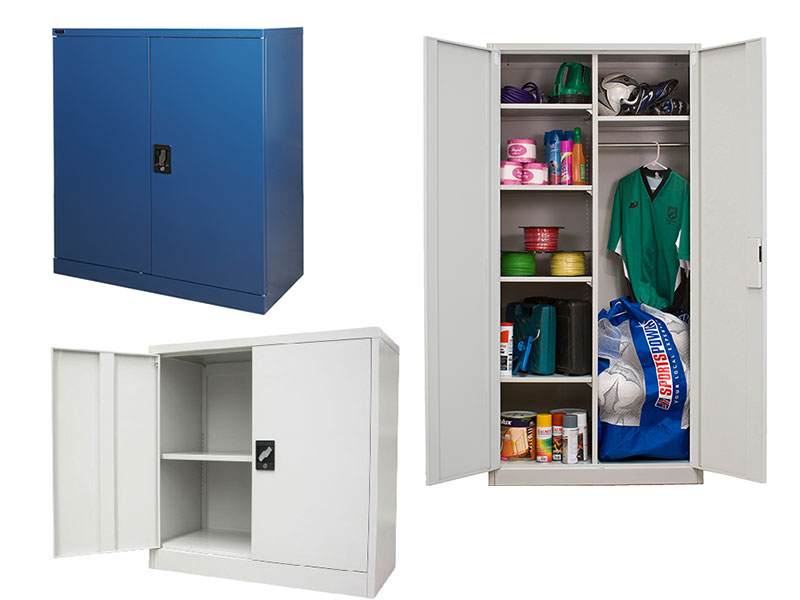 Buy Metal Storage Cabinets | Free Delivery