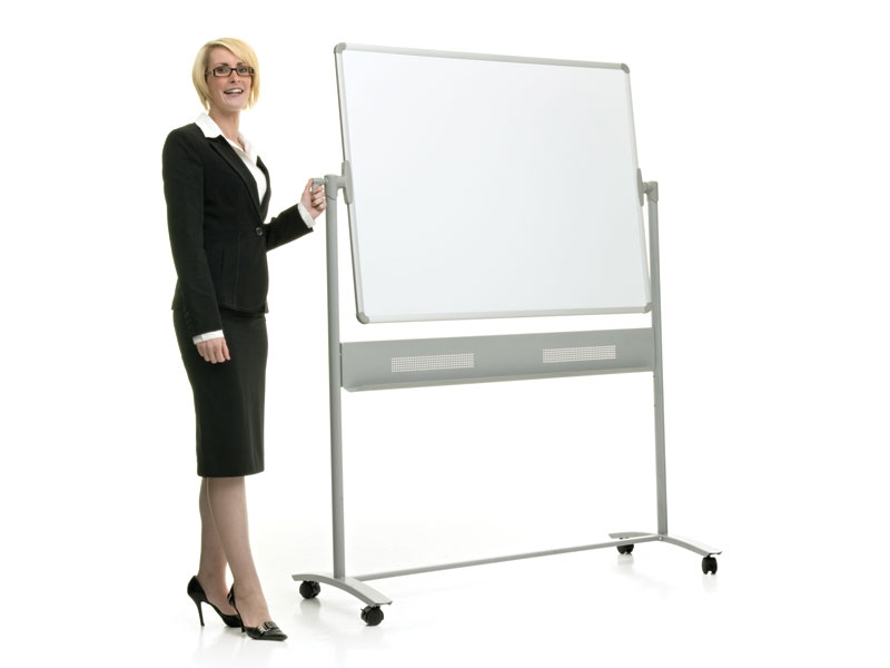 Whiteboards pivoting and mobile