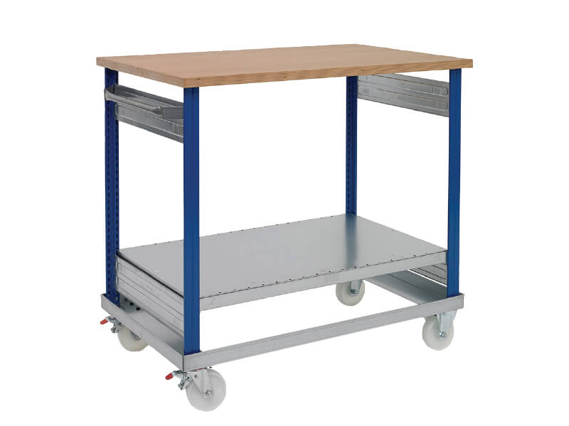 Buy Mobile Workbench Free Delivery
