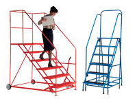 Safety Steps & Platform Ladders
