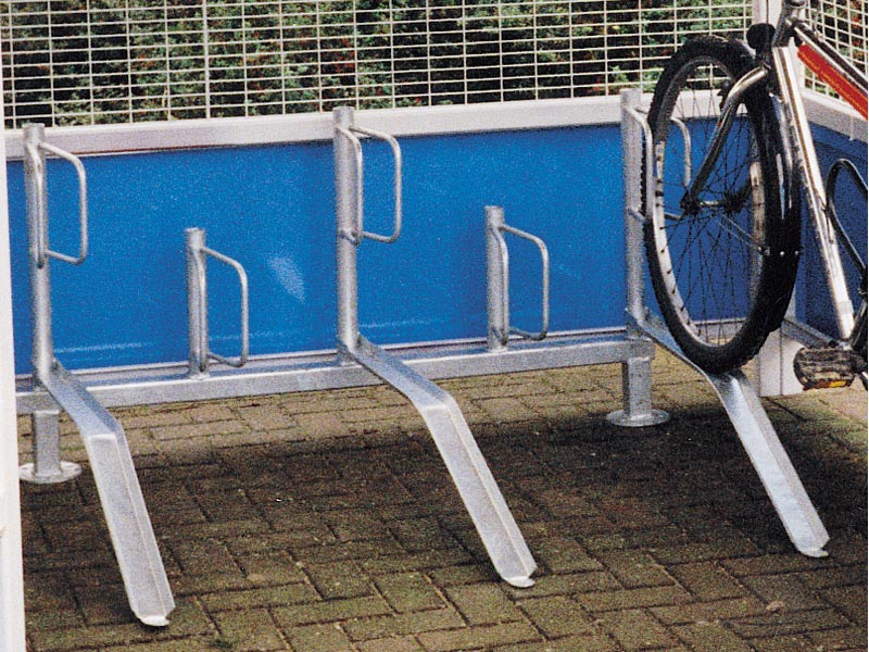 Multi Cycle Rack