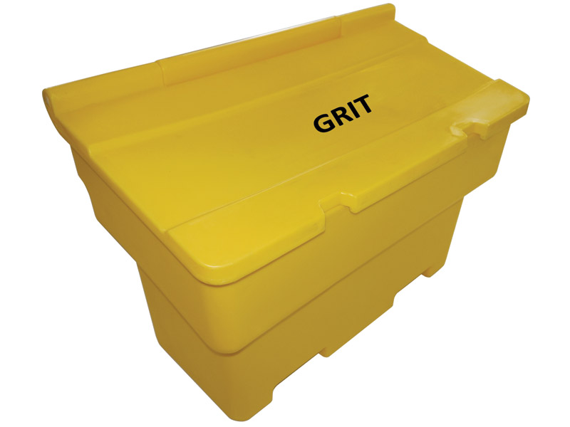 nestable grit bins