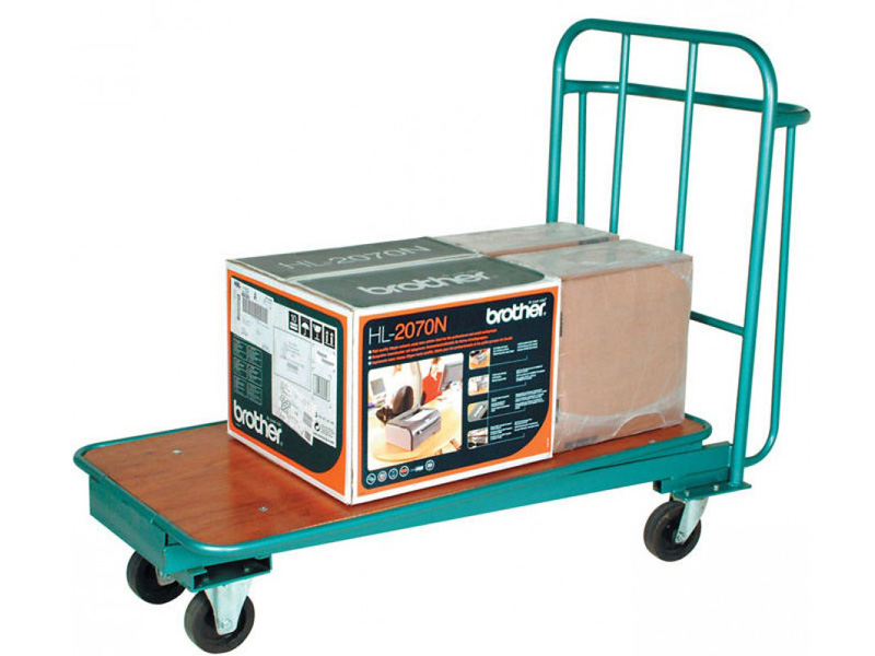 nesting cash and carry trolley