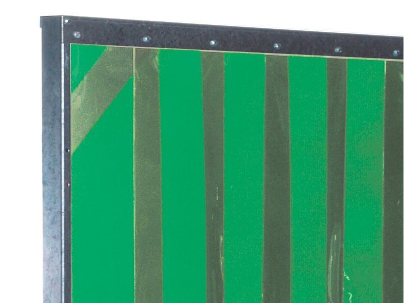 Opaque Green Welding Pvc Screen Free Delivery