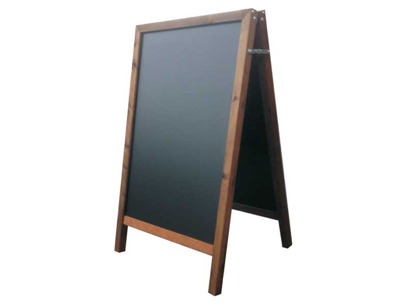 Outdoor Chalk A-Board