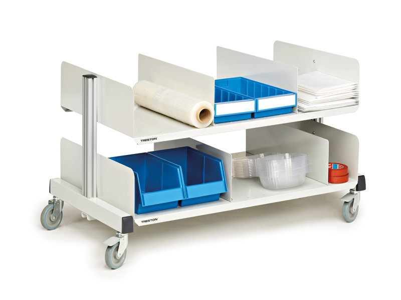 Packing Material Trolley