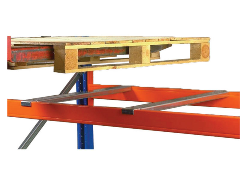 Pallet Support Bars for damaged pallets