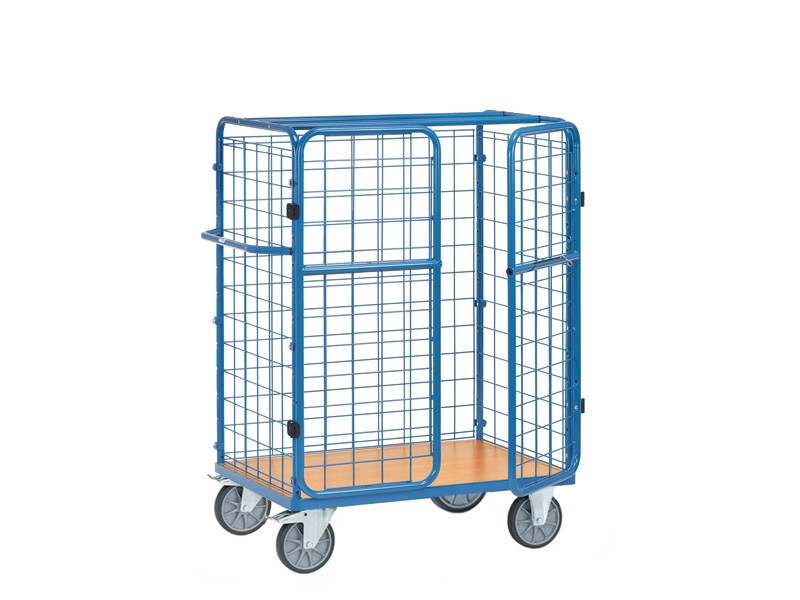 Parcel Cart with Doors