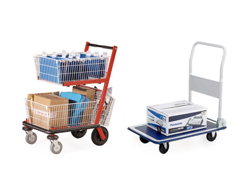 Parcel Trolleys
